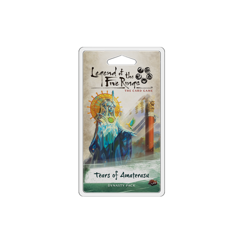 Дополнение к настольной игре Legend of the Five Rings: The Card Game – Tears of Amaterasu