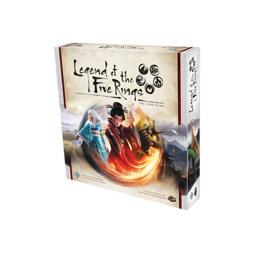 Настольная игра Legend of the Five Rings: The Card Game
