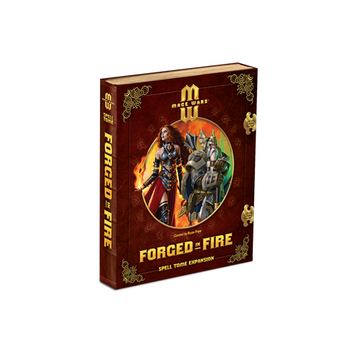 Дополнение к настольной игре Mage Wars: Forged in Fire - Spell Tome Expansion
