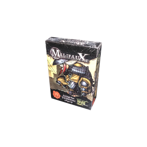 Дополнение к настольной игре Malifaux Second Edition Arsenal Box - Ten Thunders (Wave 1)