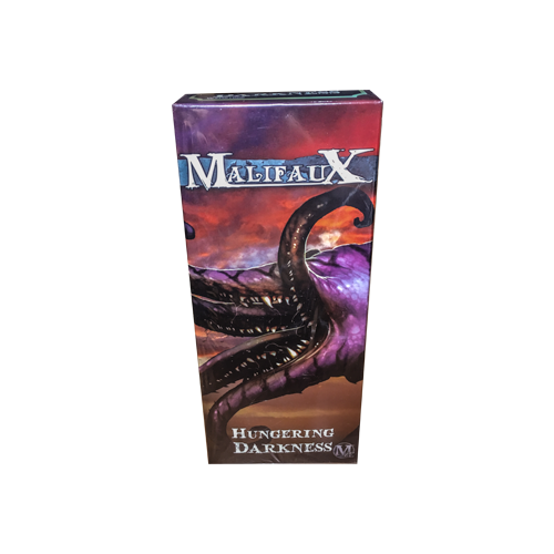 Дополнение к настольной игре Malifaux Second Edition - Hungering Darkness (Alternative)