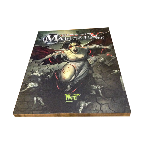 Книга Malifaux Second Edition - Ripples of Fate