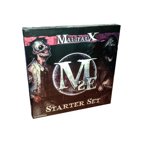 Настольная игра Malifaux Second Edition Starter Set