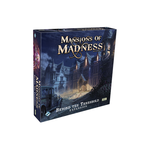 Дополнение к настольной игре Mansions of Madness: Second Edition – Beyond the Threshold