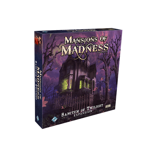 Дополнение к настольной игре Mansions of Madness: Second Edition – Sanctum of Twilight