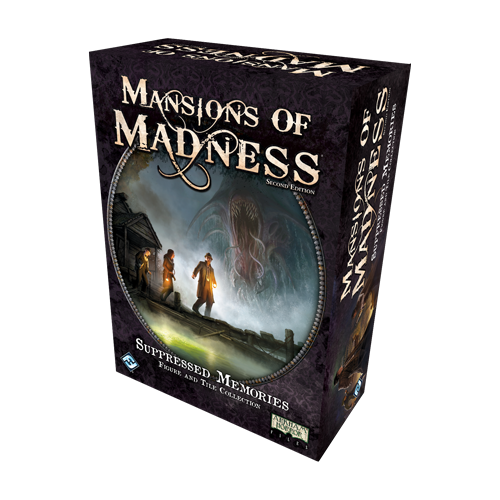 Дополнение к настольной игре Mansions of Madness: Second Edition – Suppressed Memories Figure and Tile Collection