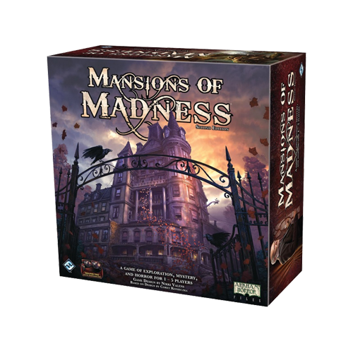 Настольная игра Mansions of Madness: Second Edition