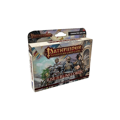 Дополнение к настольной игре Pathfinder Adventure Card Game: Rise of the Runelords – Character Add-On Deck