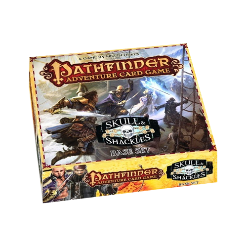 Настольная игра Pathfinder Adventure Card Game: Skull & Shackles – Base Set