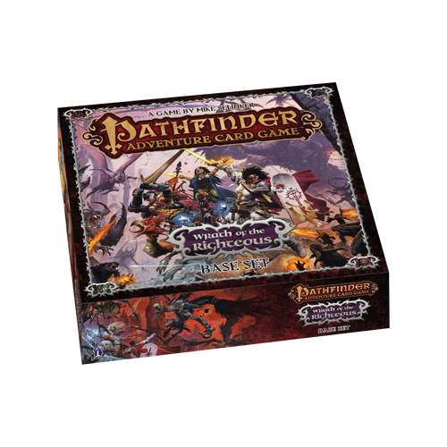 Настольная игра Pathfinder Adventure Card Game: Wrath of the Righteous Base Set
