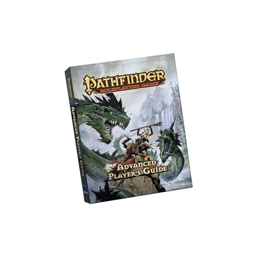 Книга Pathfinder RPG Advanced Player's Guide (Pocket Edition)