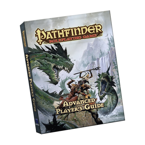 Книга Pathfinder RPG Advanced Player's Guide