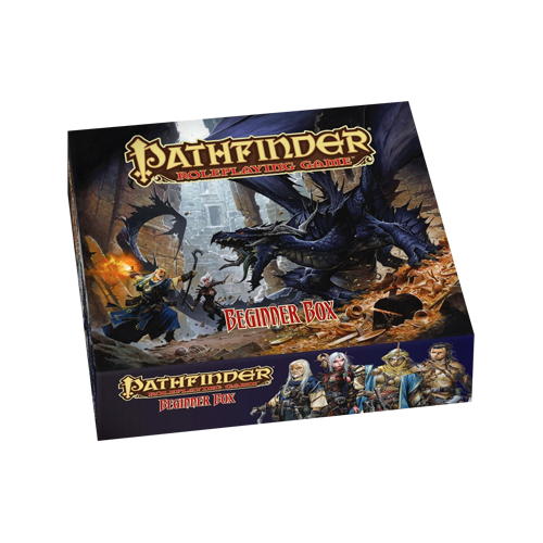 Настольная игра Pathfinder Roleplaying Game - Beginner Box