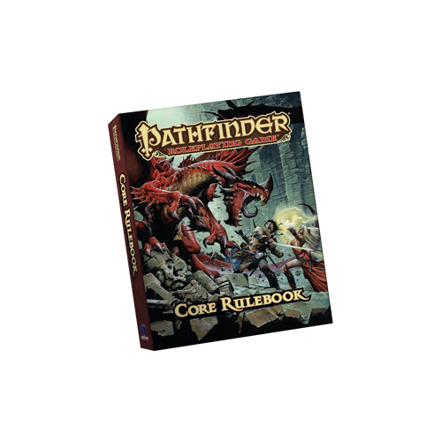 Книга Pathfinder RPG Core Rulebook (Pocket Edition)