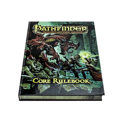 Книга Pathfinder RPG Core Rulebook