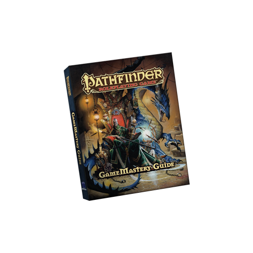 Книга Pathfinder RPG Game Mastery Guide (Pocket Edition)