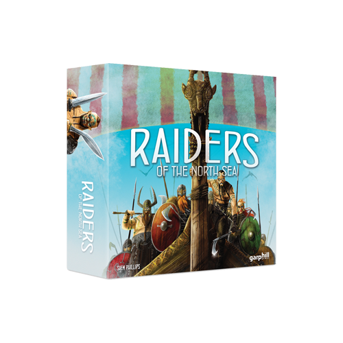 Настольная игра Raiders of the North Sea (Second Edition)