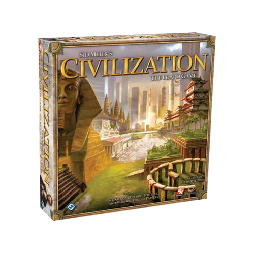 Настольная игра Sid Meier's Civilization: The Board Game