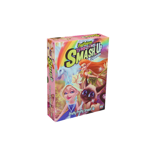 Настольная игра Smash Up: Pretty Pretty Smash Up