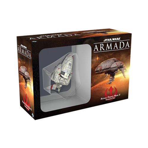 Дополнение к настольной игре Star Wars: Armada – Assault Frigate Mark II Expansion Pack