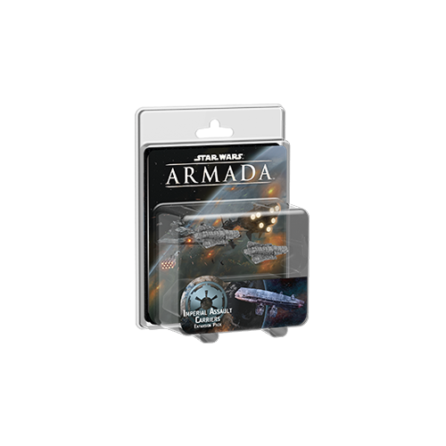 Дополнение к настольной игре Star Wars: Armada – Imperial Assault Carriers Expansion Pack
