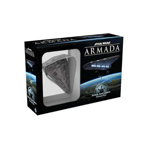Дополнение к настольной игре Star Wars: Armada – Imperial Light Carrier Expansion Pack