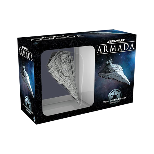 Дополнение к настольной игре Star Wars: Armada – Victory-class Star Destroyer Expansion Pack