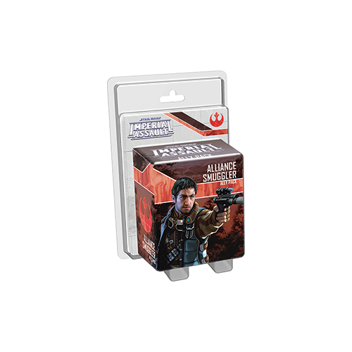 Дополнение к настольной игре Star Wars: Imperial Assault – Alliance Smuggler Ally Pack
