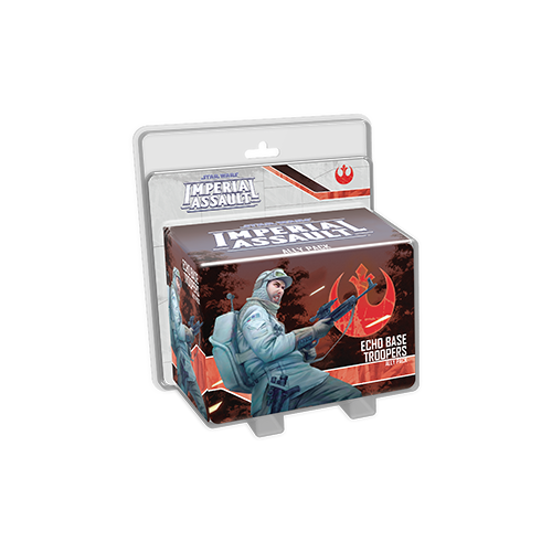 Дополнение к настольной игре Star Wars: Imperial Assault – Echo Base Troopers Ally Pack