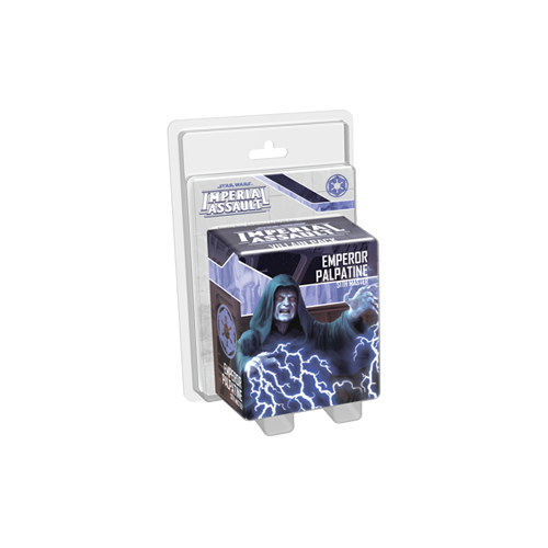 Дополнение к настольной игре Star Wars: Imperial Assault – Emperor Palpatine Villain Pack