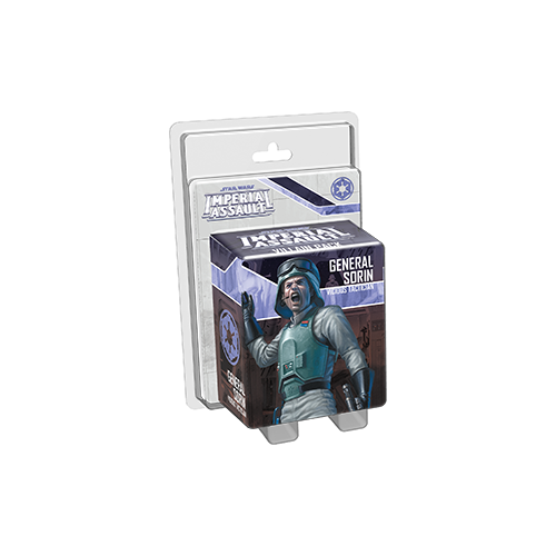 Дополнение к настольной игре Star Wars: Imperial Assault – General Sorin Villain Pack