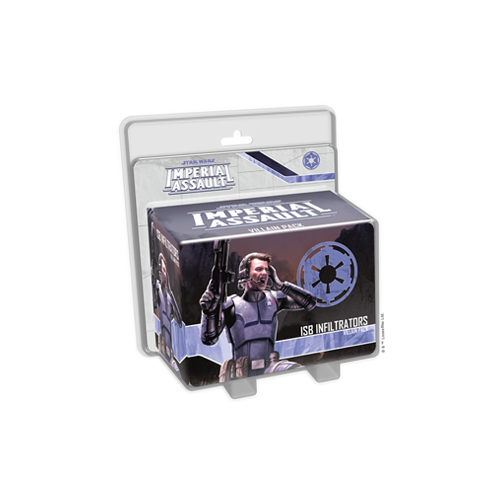 Дополнение к настольной игре Star Wars: Imperial Assault – ISB Infiltrators Villain Pack