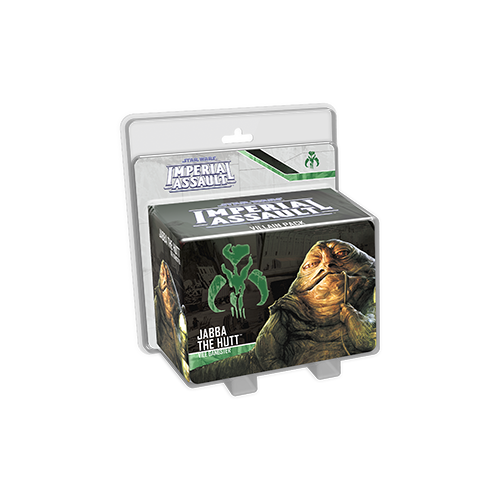 Дополнение к настольной игре Star Wars: Imperial Assault – Jabba the Hutt Villain Pack