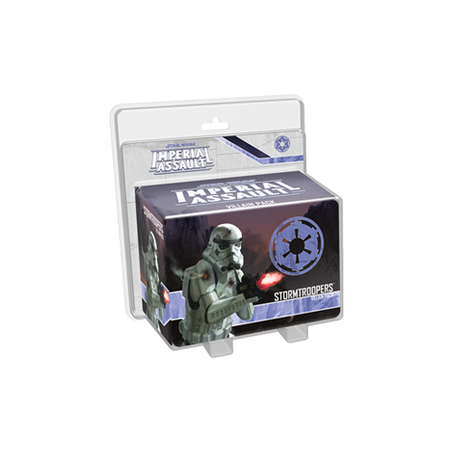 Дополнение к настольной игре Star Wars: Imperial Assault – Stormtroopers Villain Pack