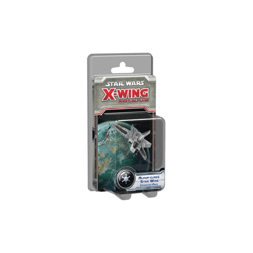 Дополнение к настольной игре Star Wars: X-Wing Miniatures Game – Alpha-Class Star Wing Expansion Pack