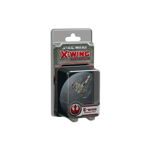 Дополнение к настольной игре Star Wars: X-Wing Miniatures Game – E-Wing Expansion Pack