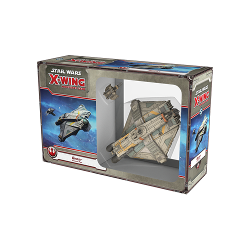 Дополнение к настольной игре Star Wars: X-Wing Miniatures Game – Ghost Expansion Pack