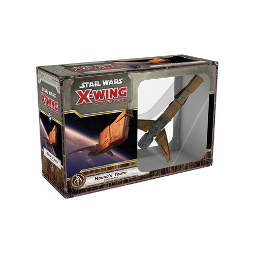 Дополнение к настольной игре Star Wars: X-Wing Miniatures Game – Hound's Tooth Expansion Pack