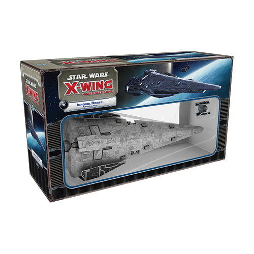 Дополнение к настольной игре Star Wars: X-Wing Miniatures Game – Imperial Raider Expansion Pack