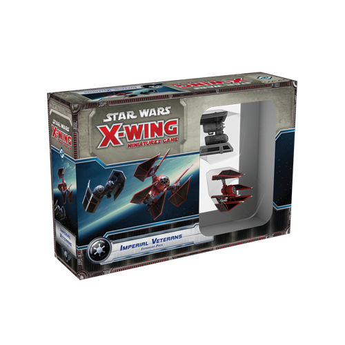 Дополнение к настольной игре Star Wars: X-Wing Miniatures Game – Imperial Veterans Expansion Pack