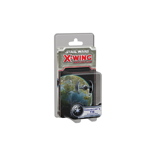 Дополнение к настольной игре Star Wars: X-Wing Miniatures Game – Inquisitor's TIE Expansion Pack