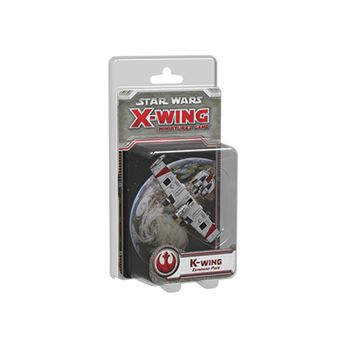 Дополнение к настольной игре Star Wars: X-Wing Miniatures Game – K-wing Expansion Pack