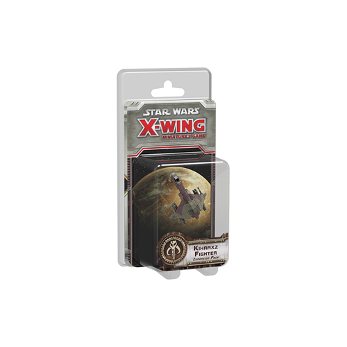 Дополнение к настольной игре Star Wars: X-Wing Miniatures Game – Kihraxz Fighter Expansion Pack