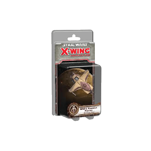Дополнение к настольной игре Star Wars: X-Wing Miniatures Game – M12-L Kimogila Fighter Expansion Pack