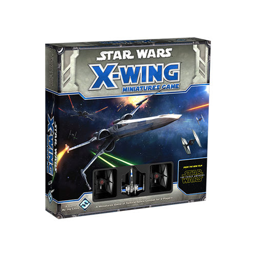 Настольная игра Star Wars: X-Wing Miniatures Game – The Force Awakens Core Set