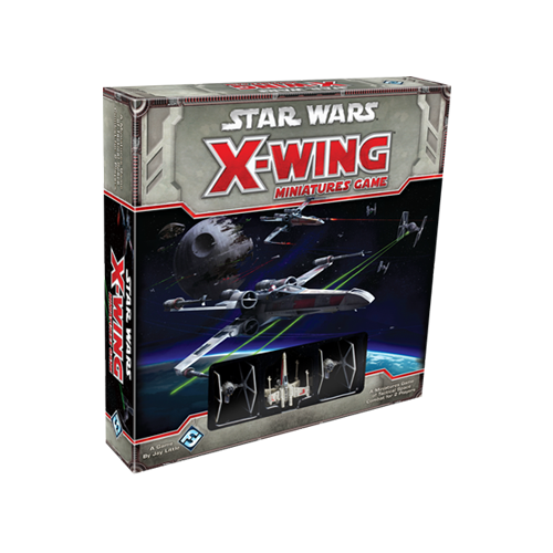 Настольная игра Star Wars: X-Wing Miniatures Game
