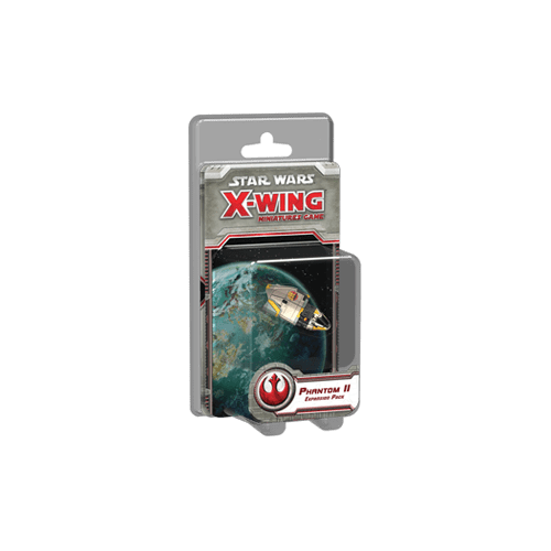 Дополнение к настольной игре Star Wars: X-Wing Miniatures Game – Phantom II Expansion Pack