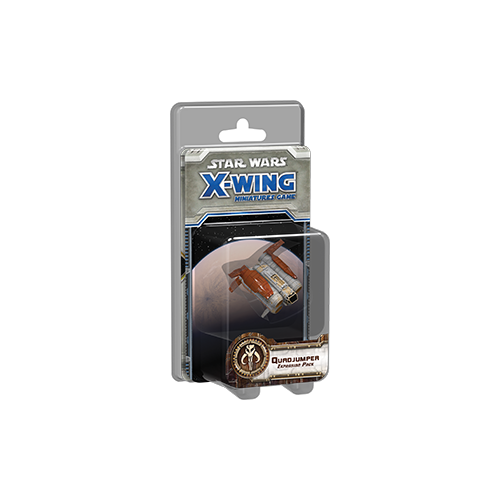 Дополнение к настольной игре Star Wars: X-Wing Miniatures Game – Quadjumper Expansion Pack
