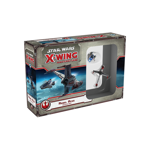 Дополнение к настольной игре Star Wars: X-Wing Miniatures Game – Rebel Aces Expansion Pack