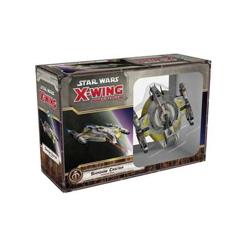 Дополнение к настольной игре Star Wars: X-Wing Miniatures Game – Shadow Caster Expansion Pack